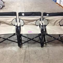 Coleman Folding Chairs Cast Iron Table And Gumtree 3 Lot 2736 Of 431
