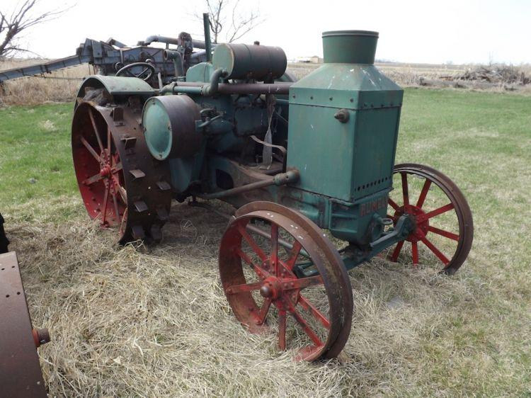 Rumely Oil Pull For Sale