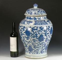 Chinese Wanli Jar