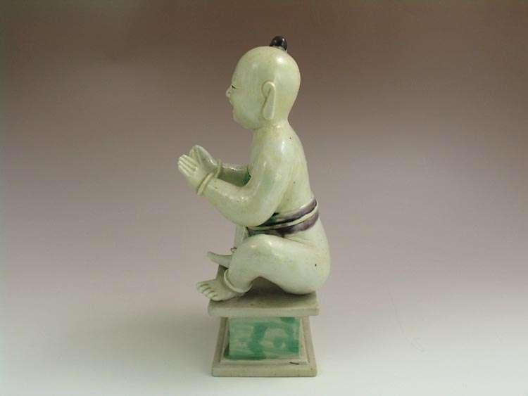 18th C. Kangxi Ho Ho Boy