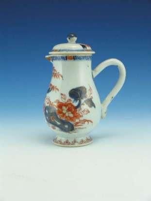 18th C. Chinese Imari Creamer