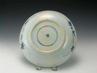 18th C. Kangxi Porcelain saucer