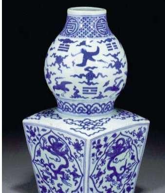 JIAJING SIX CHARACTER marked Sheng vase