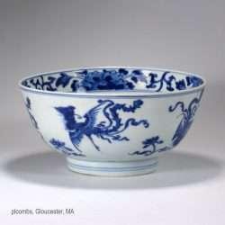 Kangxi Phoenix Bowl