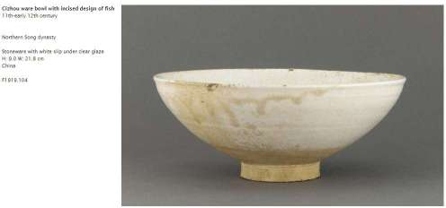 Northern Song Cizhou Bowl