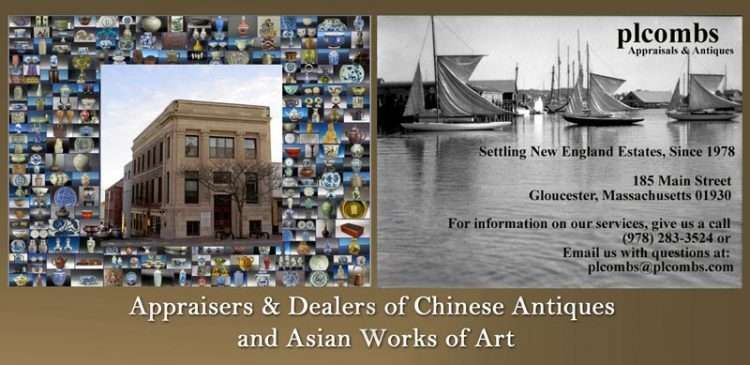 plcombs Asian Antiques , Dealers and Appraisers