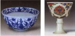 Chinese Late Ming Porcelain and Trade