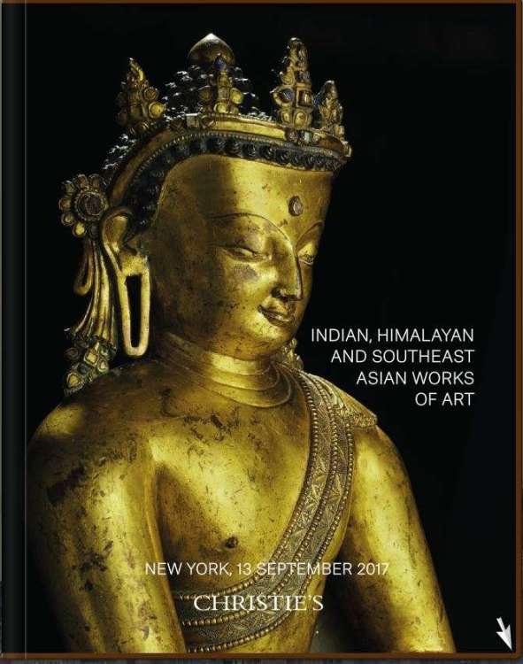 himalayan tibetan bronze buddha