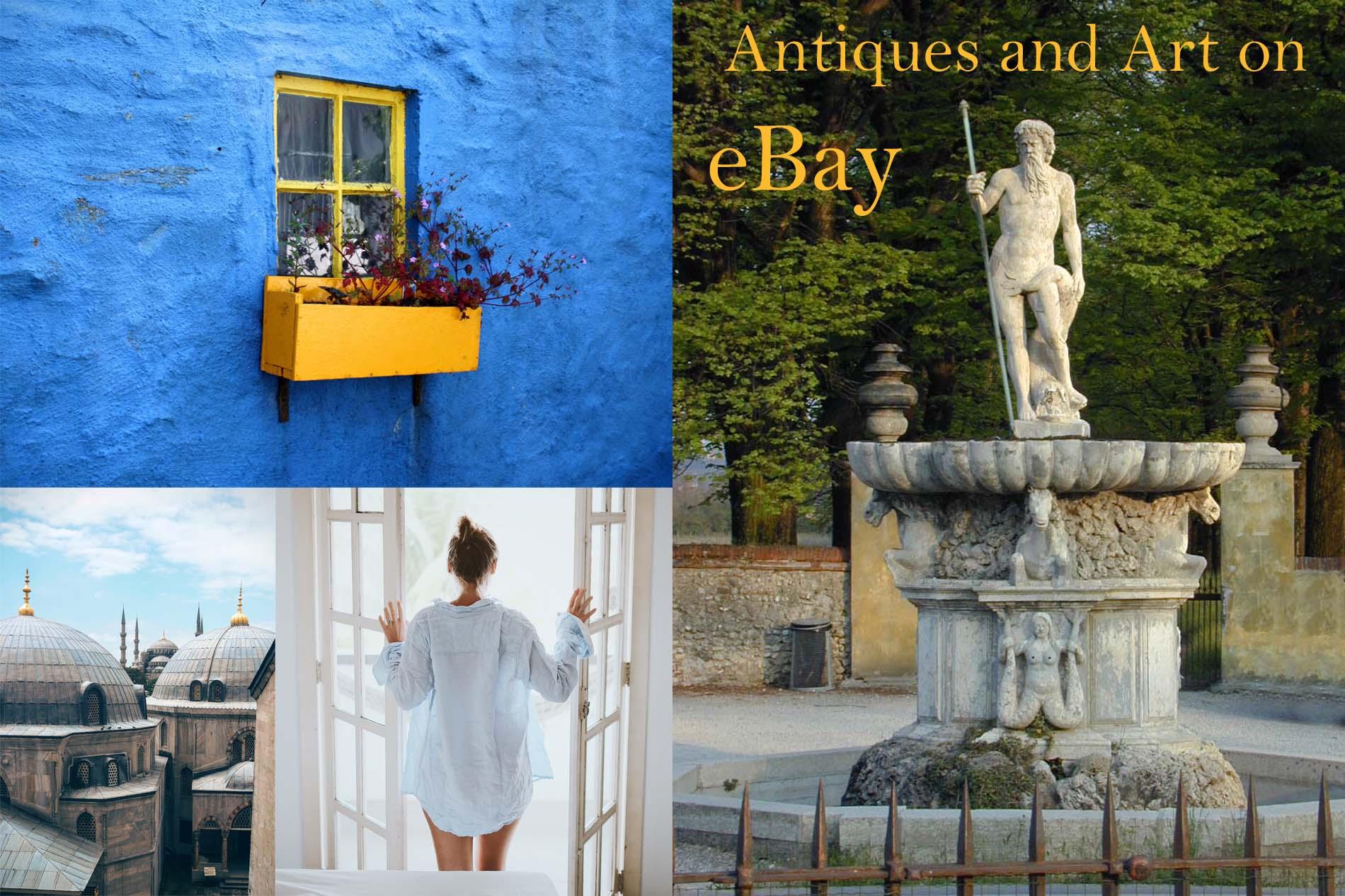 Antique Shop & Auctions