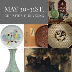 Hong Kong Fine Chinese Art Auctions May 2017 | Christie's News