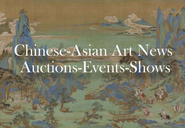 Chinese-asian Art Auctions-events-shows