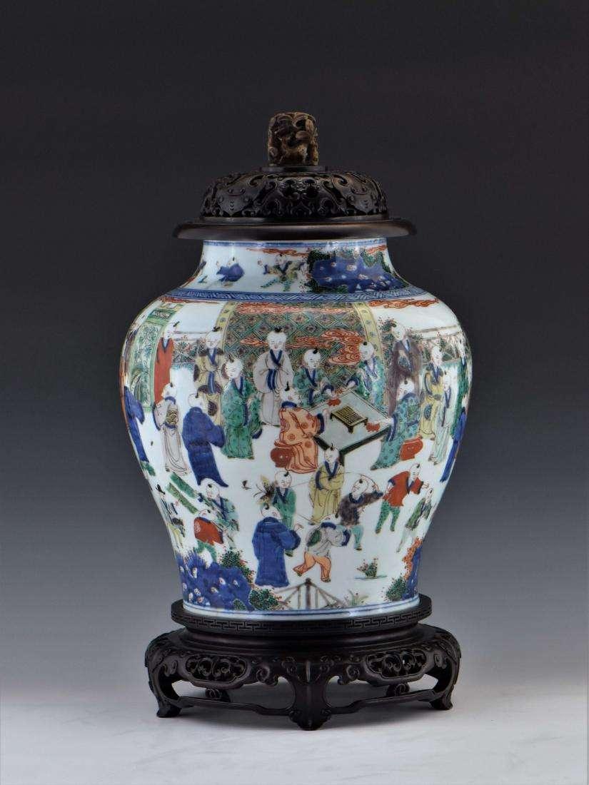 Eden Auction galleries fake transitional vase