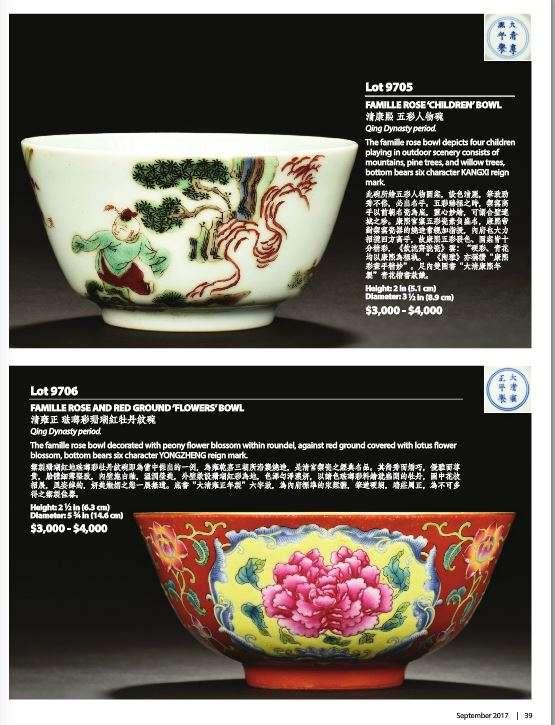 Copies of Qing Porcelain Mega International