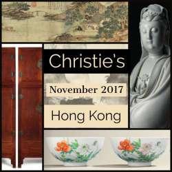 Christies Auctions of Chinese and Asian Art This November | News