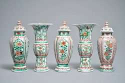 Kangxi garniture set