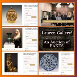 Lauren Gallery Fake Chinese Antiques