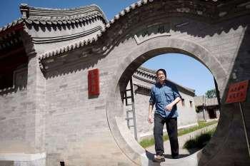 Chinese billionaire Huang Nubo