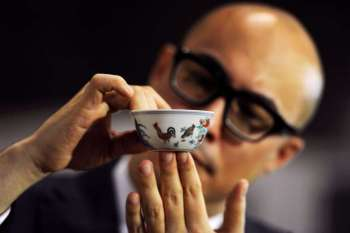 Chinese Art Thefts