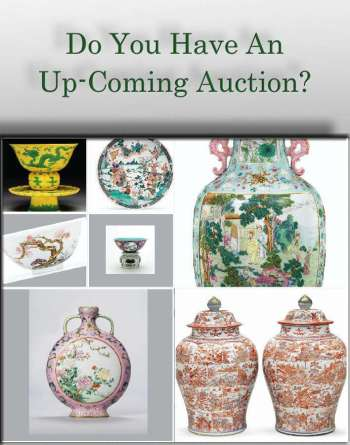 advertise asian art auction