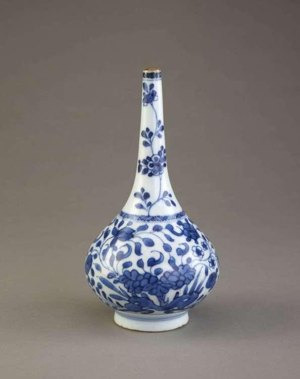 Kangxi porcelain sprinkler