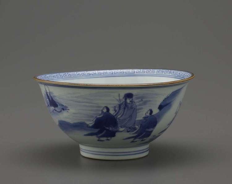 Kangxi porcelain bowl