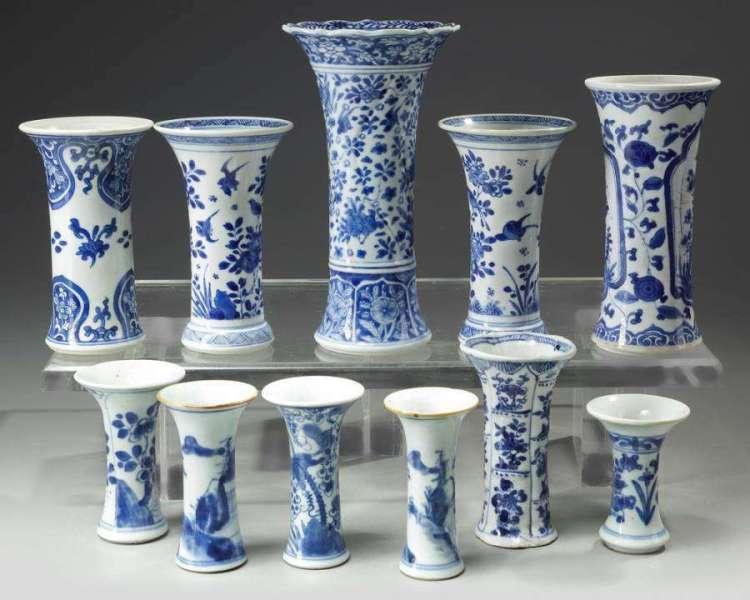 kangxi beaker vase
