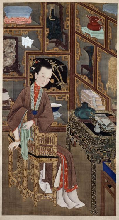later chinese bronzes