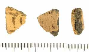 Bronze Age beaker fragment; Sherd A (FindID 109183)