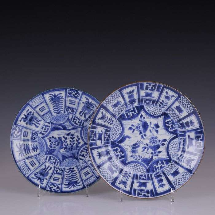 kraak porcelain