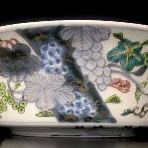日本瓷器釉料希森盆地