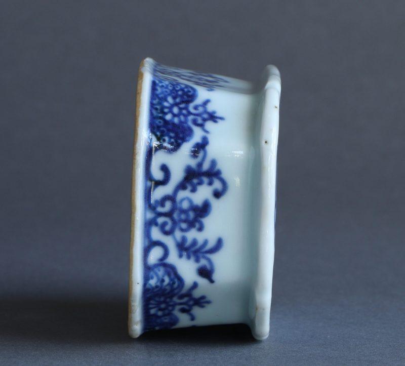 18th C. chinese open salt