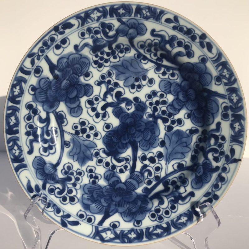Kangxi Blue and White Porcelain