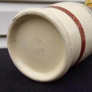 Japanese Satsuma Vase Meiji Period