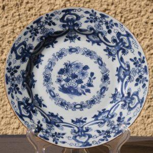 Chinese Porcelain Plate with Lanterns – Kangxi Period (1662-1722)