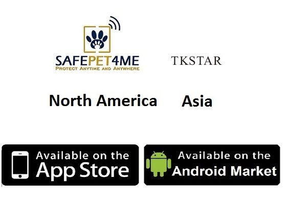 SAFEPET4ME, SP4M-18, Waterproof GPS Tracker (GSM/GPRS/AGPS