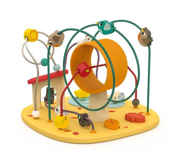 Looping Poulette & Cie, multi activités