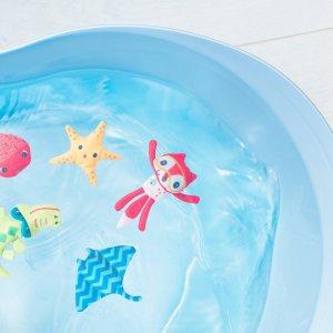 Pêche magnétique pour le bain