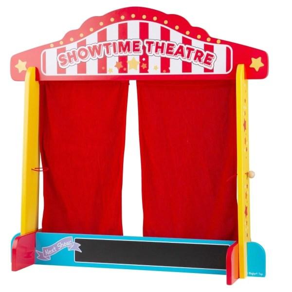 Théâtre de table Bidiboule Bigjigs