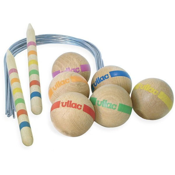 croquet senior 6 personnes made in france