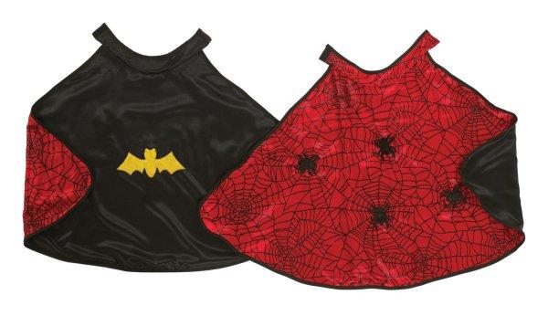cape réversible batman spiderman