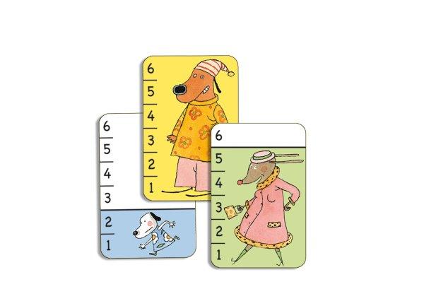 Bata-Waf cartes