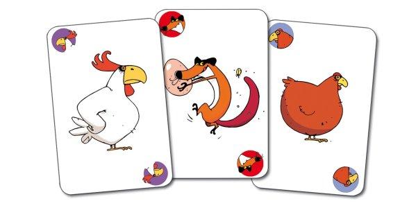 Piou Piou cartes