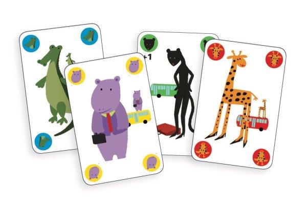 Gorilla cartes