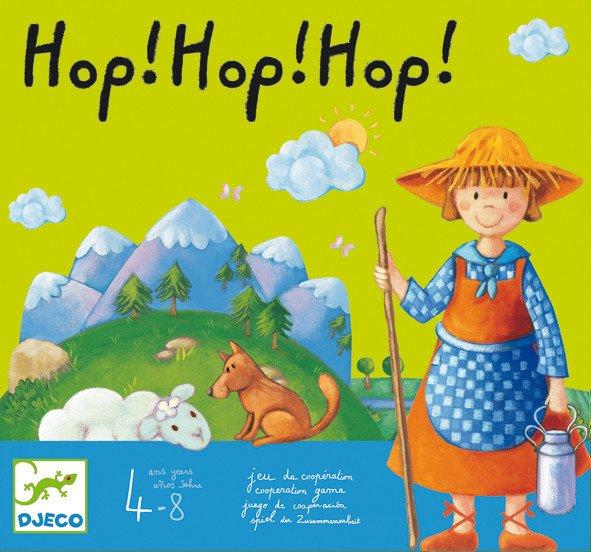 Hop ! Hop ! Hop ! jeu de coopération