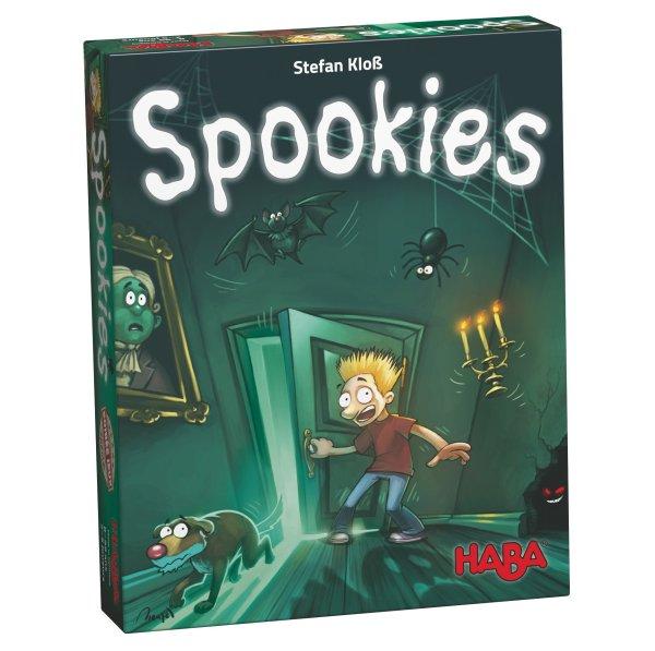 Spookies jeu de chance et de prise de risque Haba