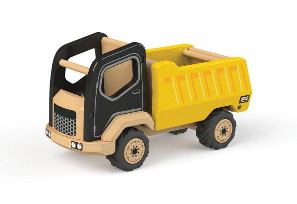 Camion de benne engin de chantier