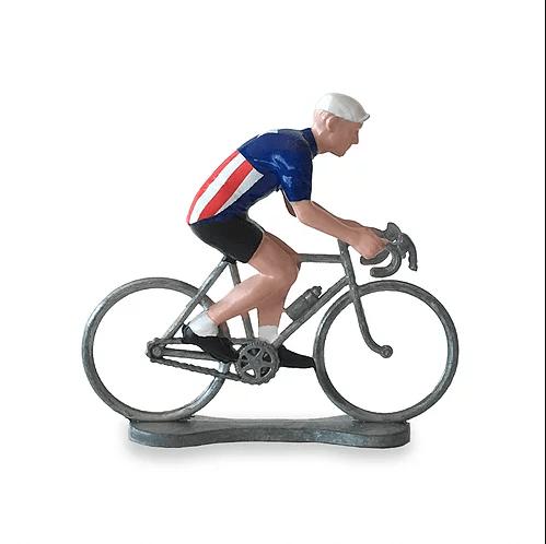 Cycliste Américain