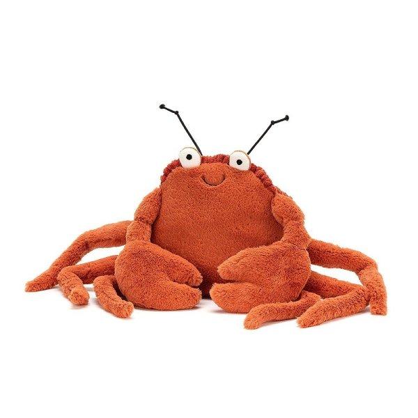 Peluche Crabe rigolo mignon Jellycat