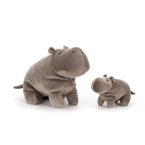 Hippo peluche moelleuse mellow Jellycat