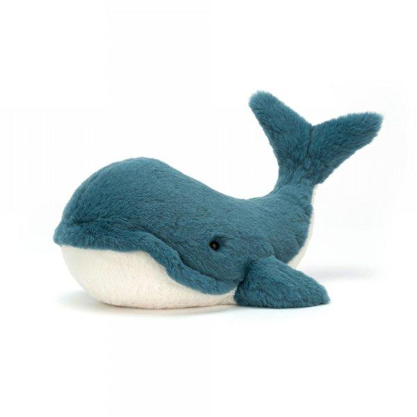 Wally la baleine Jellycat
